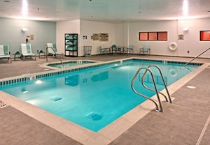 Springhill suites swimming pool