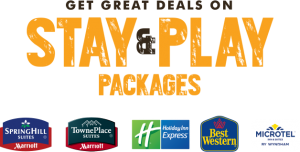 Stay & Play Packages