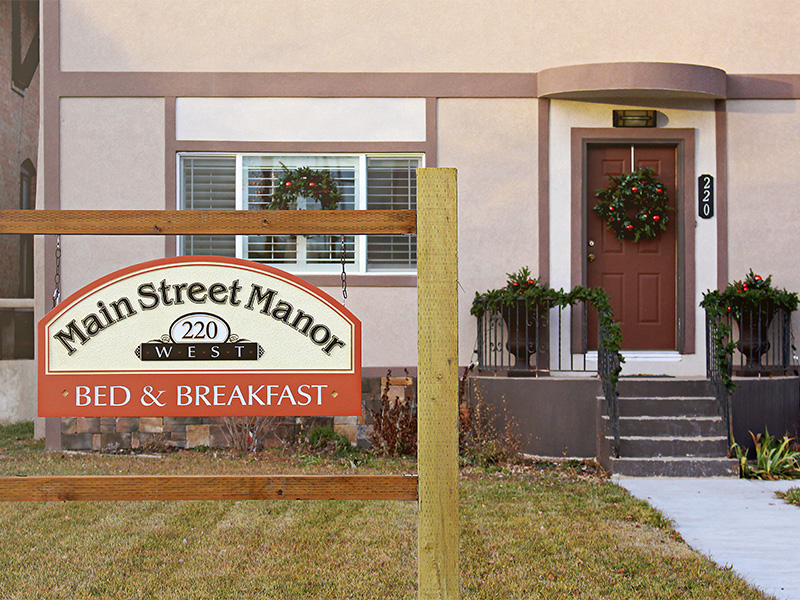Main Street Manor in Vernal, UT