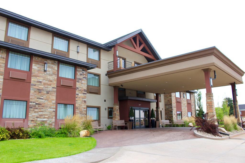 Best Western in Ballard hotel front