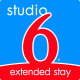 Studio 6 Extended Stay in Vernal Utah