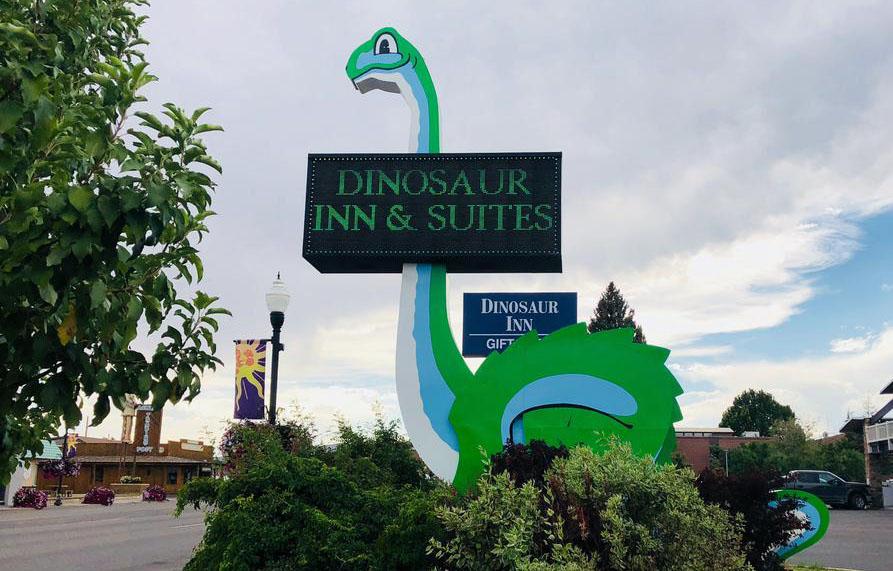 Dinosaur Inn & Suites in Vernal, Utah