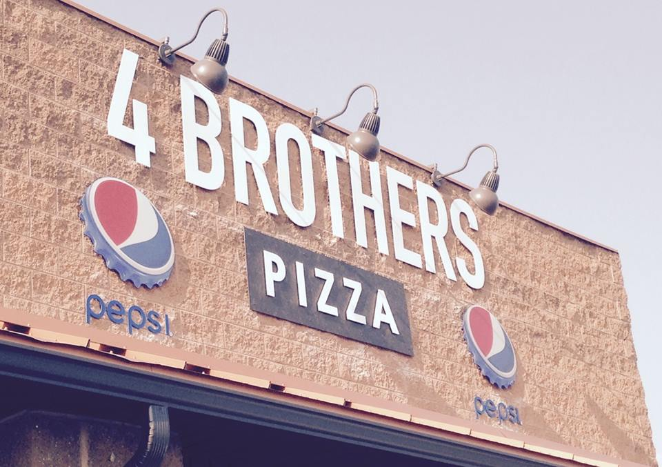 4 brothers pizza vernal utah